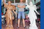 xưởng tạo mẫu tượng thiên thần tại sài gòn
