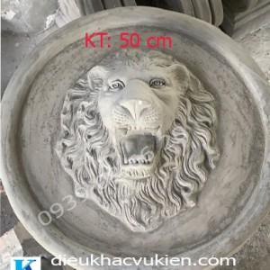 Xưởng bán đầu sư tử phun nước, xưởng bán phù điêu sư tử